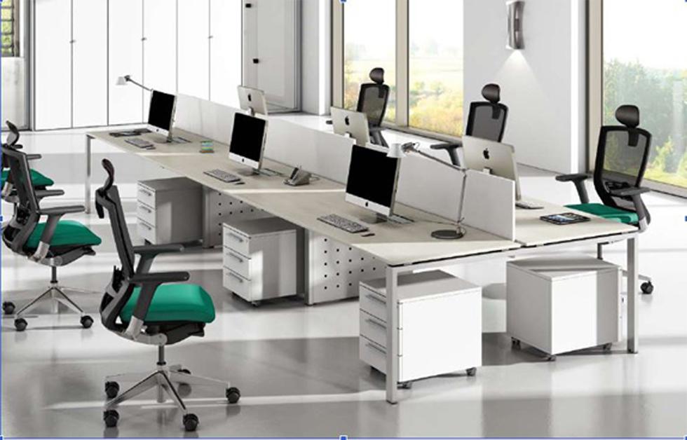 Scrivania Ufficio Modena : Le scrivanie ufficio operative per massimizzare produttività e