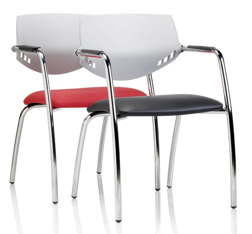 Sedie Attesa di Design per Ufficio e Sale d'Attesa - GAM ARREDI