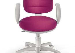 sedie girevoli ufficio con braccioli - sedie ergonomiche operative ... - Sedie Da Ufficio Rosse