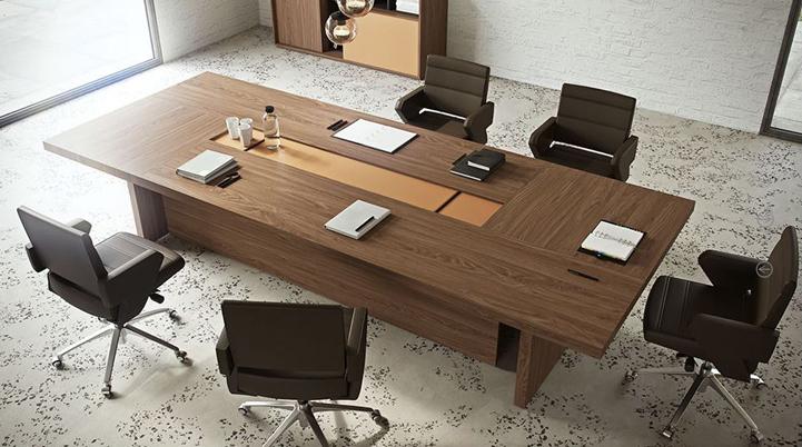 Tavoli Ufficio Riunioni : Il tavolo riunioni perfetto per te anche su misura a bologna