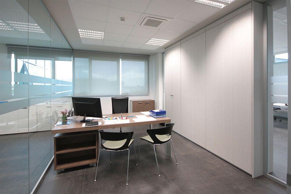 Le pareti attrezzate per ufficio scelte dai migliori for Pareti divisorie ufficio economiche