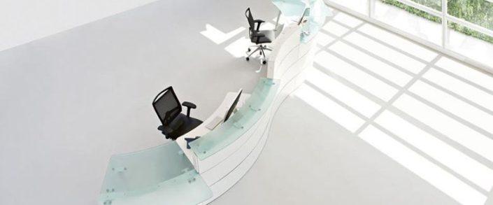 Mobili per ufficio a prezzo di fabbrica gam arredi for Banconi reception per ufficio