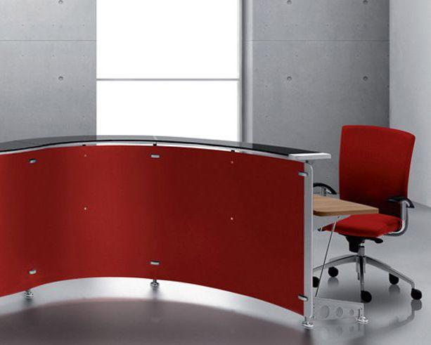 Mobili per ufficio a prezzo di fabbrica gam arredi for Reception da ufficio