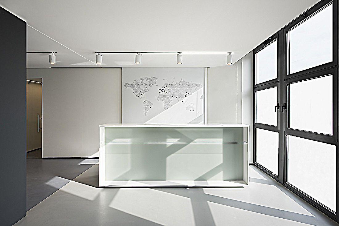 L 39 arredamento ufficio che fa la differenza gam arredi for Ufficio design modena