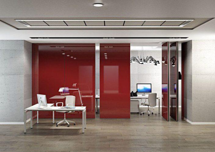 Pareti divisorie per ufficio le migliori soluzioni a for Pareti divisorie ufficio economiche