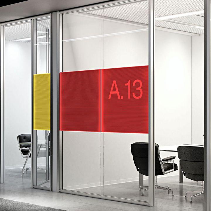 Pareti divisorie in vetro l 39 eleganza per i tuoi uffici for Pareti divisorie ufficio prezzi