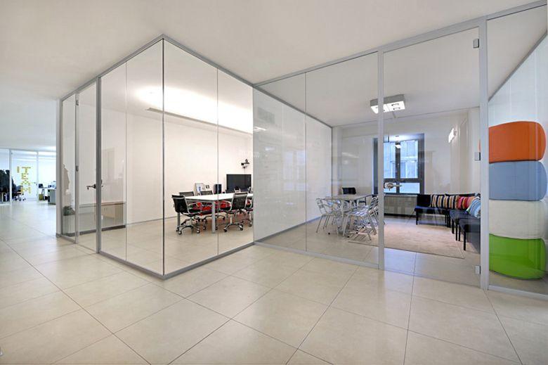 Estremamente Pareti divisorie in Vetro | L'eleganza per i tuoi uffici - GAM ARREDI LV24