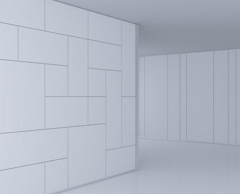 Gam Arredi pareti divisorie moduli orizzontali 21