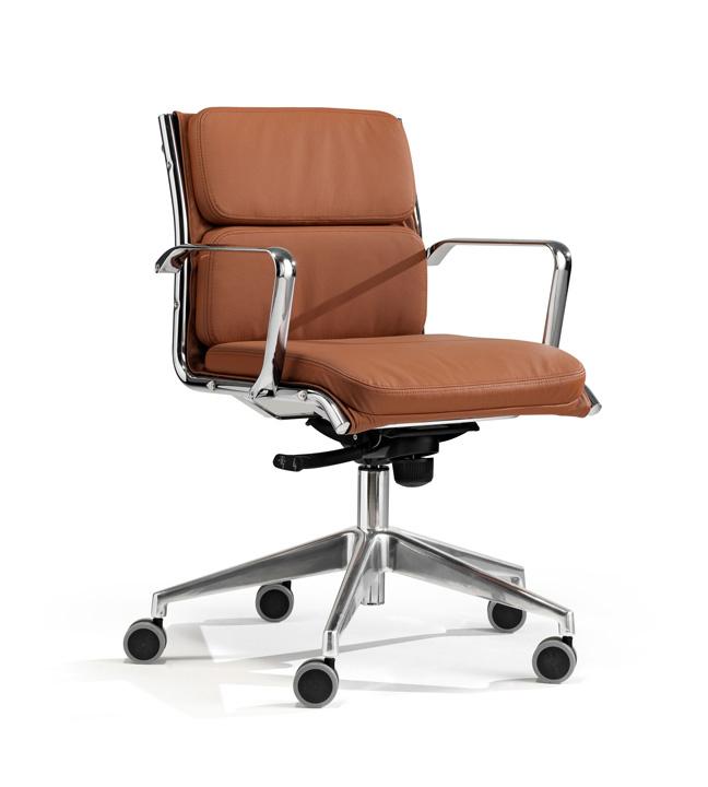 Sedie Da Ufficio Marrone.Poltrone Ufficio Di Design Classico E Moderno Sedie Ufficio