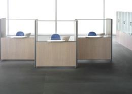 Scrivania ufficio operativa Gam Arredi Diogene 02