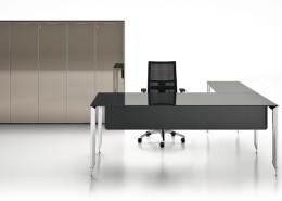 Scrivanie ufficio operative Gam Arredi Pitagora 19