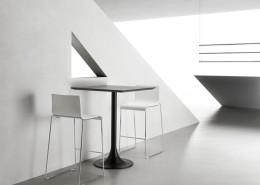 Sedia ufficio bianca Oslo 03