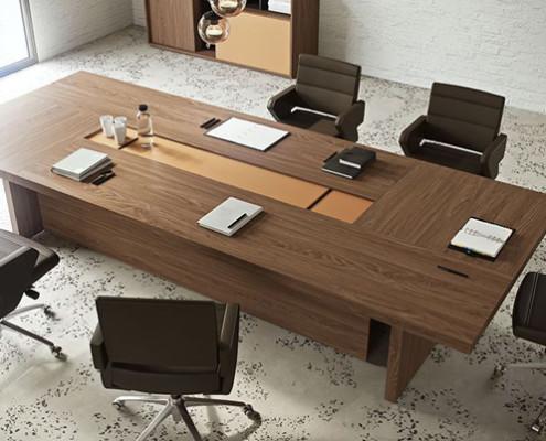 Tavolo riunioni Gam Arredi Botticelli 10