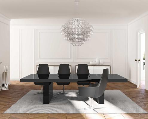 Tavolo riunioni Gam Arredi Tiziano 03