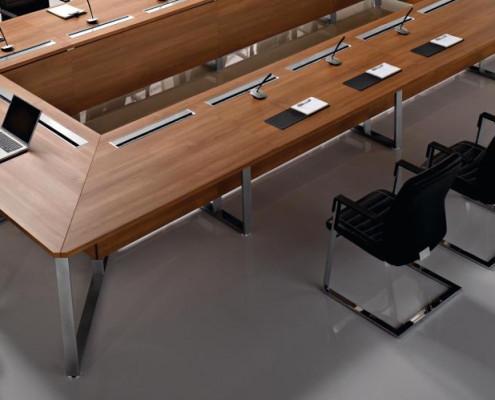 tavolo riunione imeet gam arredi 06