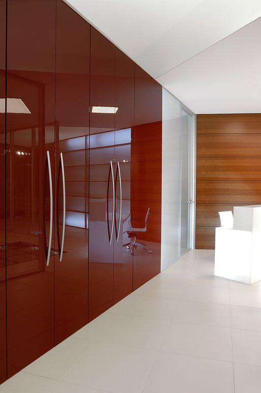 Le pareti attrezzate per ufficio scelte dai migliori for Arredi per pareti