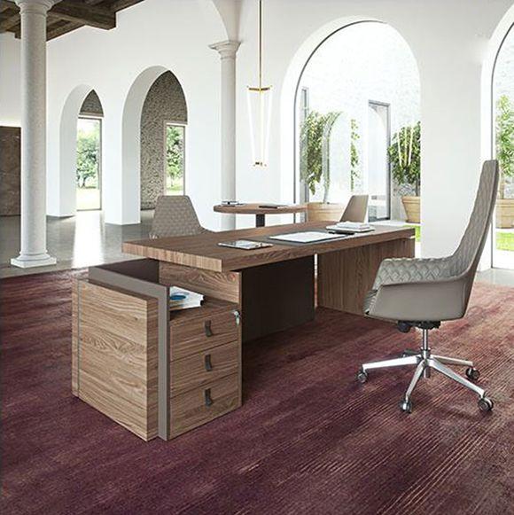 Scrivanie ufficio e arredamento per uffici direzionali for B b arredi
