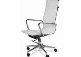 Sedia ufficio bianca Venere 05