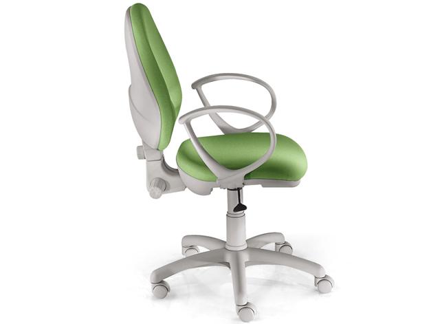 Sedia ufficio verde Vivaldi 04