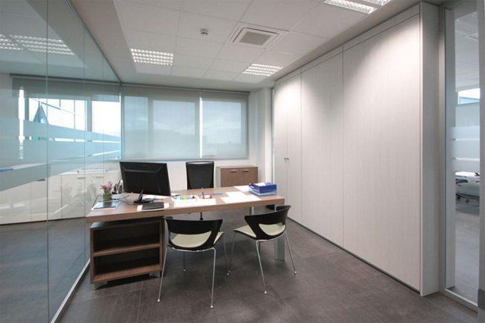 pareti attrezzate ufficio bologna
