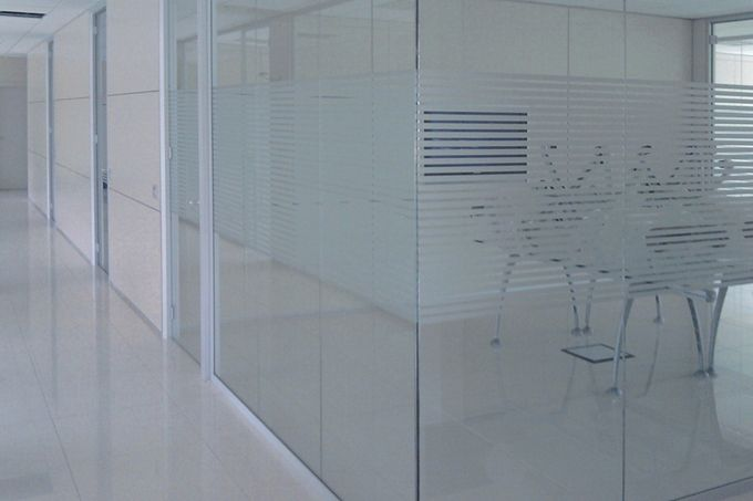 Pareti divisorie in vetro l 39 eleganza per i tuoi uffici gam arredi - Pareti per ufficio prezzi ...