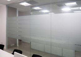 Pareti solution glass esempio 2