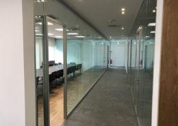 pareti divisorie solution double glass esempio 2