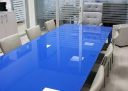 Esempio sala riunioni cliente Aria Immobiliare