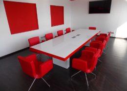 Tavolo riunioni cliente Olmedo